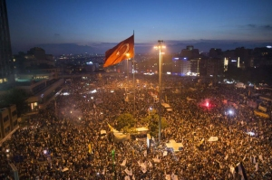 2013, Taksim  Gezi Park Protests