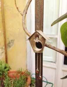 Cuckoo Ring by Sezen Tulgarer