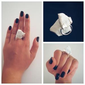Rinascimento Ring by Sezen Tulgarer