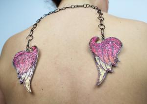 Fire & Wings by Sezen Tulgarer